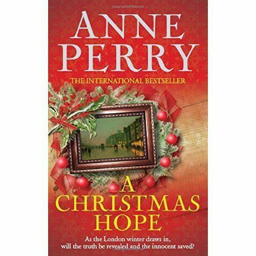 A Christmas Hope (Christmas Novellas 11), Perry, Anne, Used; Good Book