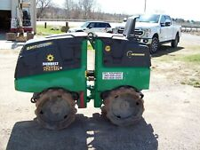 2013 Bomag Bmp8500 Vibratory Remote Controlled Trench Roller Only 620 Hours