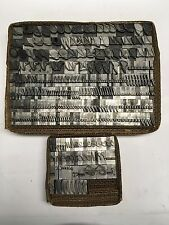 Trafton Script 60 pt  -  Letterpress Type  - Vintage Printer's Lead Metal Type