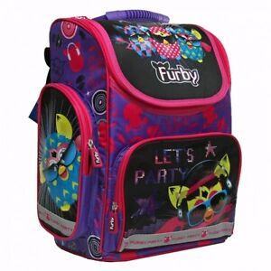Online-Verkauf schöne Schuhe noch nicht vulgär Details about Furby Boom Dj Furby SCHULRANZEN SCHULRUCKSACK Mädchen  RUCKSACK RANZEN