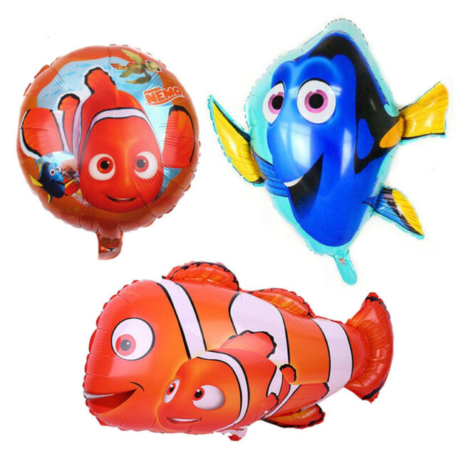 Finding Dory Party Large Supershape Helium Finding Nemo Foil Balloon.