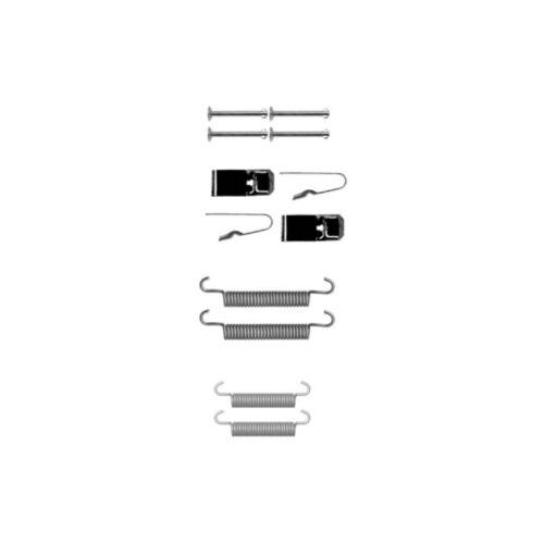 NUOVO CHRYSLER PT CRUISER 2.4 ORIGINALI Mintex Posteriore Freno A Mano Scarpa Kit di accessori