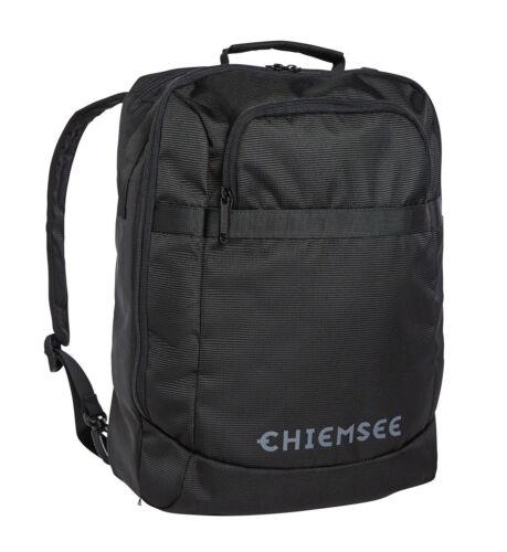 Sac Messenger À Deep Travel Chiemsee Dos Black HdUHwg
