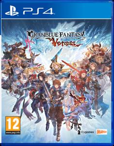 Granblue-Fantasy-Versus-PS4-Neuf-sous-blister