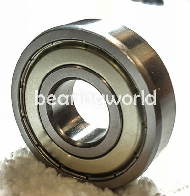 10 Bearing 6204-RZ 20x47x14 Shielded VXB Ball Bearings