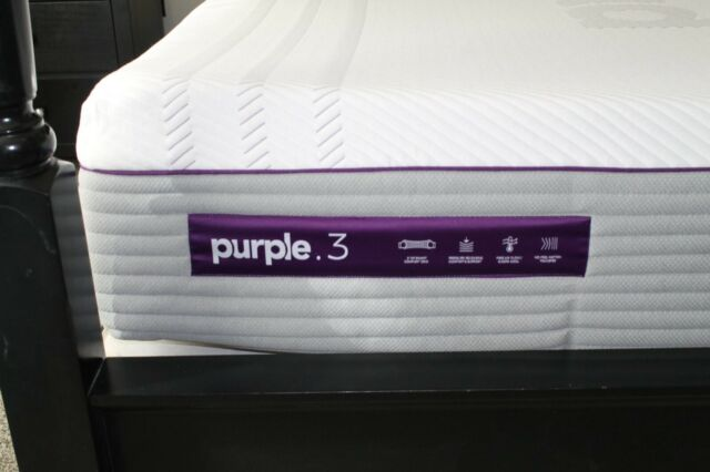 The Purple Bed Queen Size Mattress For Sale Online Ebay