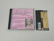 DAVID LIEBMAN - CLASSIC BALLADS - JAPAN CD 1991 CANDID RECORDS w/OBI - OOP -