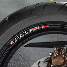 SUZUKI V-STORM WHEELRIM STICKERS DECALS  v storm 250 650 XT DL