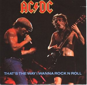 AC-DC-ACDC-That-039-s-The-Way-I-Wanna-Rock-039-N-Roll-7-034-45-PICTURE-SLEEVE-NEW-RARE