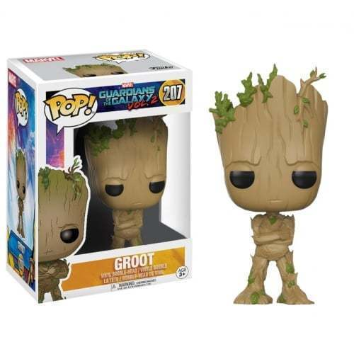 New in stock Teenage Groot Exclusive Pop Vinyl Guardians of the Galaxy Vol 2