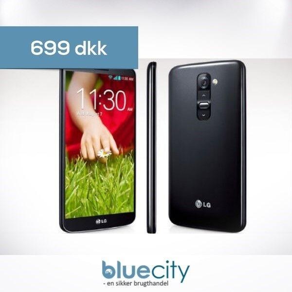 LG LG G2 32GB Sort, LG G2 32GB Sort