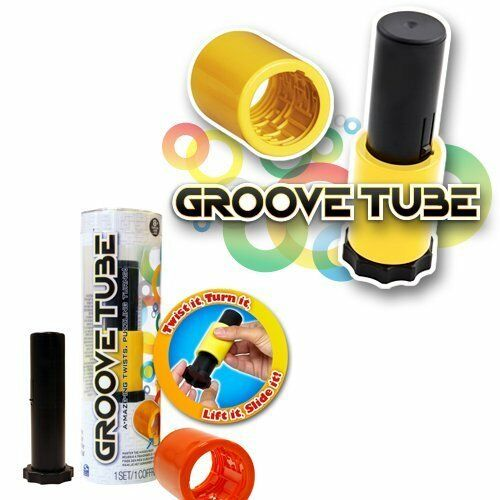 Spin Master Groove Tube Puzzle Case of 12 Great Gift Idea