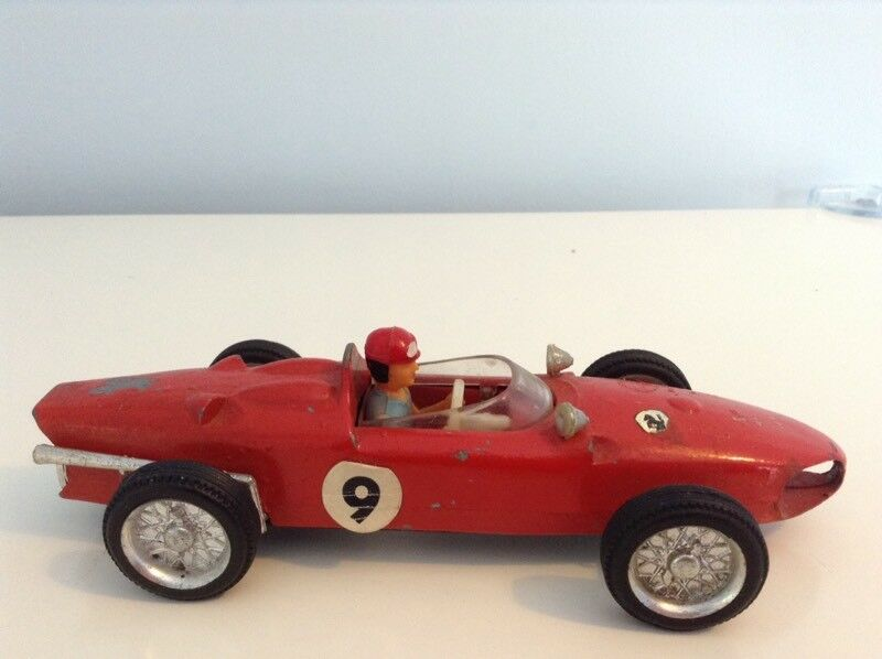 MADE IN HONG KONG - FERRARI No. 7111 - F1 SHARK NOSE  - RARE  GOOD CONDITION