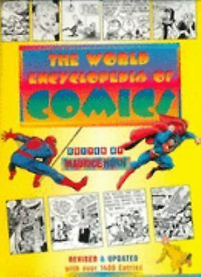 The World Encyclopedia of Comics  (ExLib)
