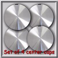 Set 4 1995-2002 Chevy Chevrolet S-10 Center Caps Hubcaps For S10 Aluminum Wheel