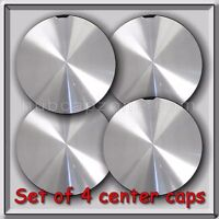 Set 4 1995-2002 Chevy Chevrolet S-10 Center Caps Hubcaps For S10 Aluminum Wheel
