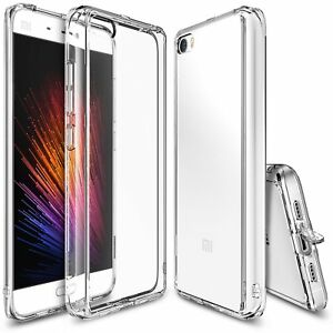 new styles 0591a 646ee Details about For Xiaomi Mi5 | Ringke [FUSION] Clear Back Shockproof TPU  Protective Cover Case