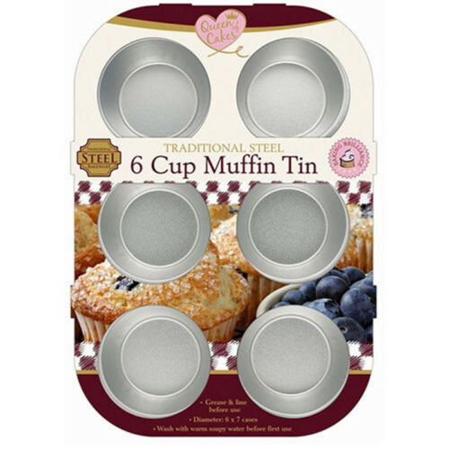 Details about  /Steel Oven Baking Pizza Pie Brownie Cake Muffin Loaf Tin Kitchen Trays Tray