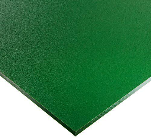 "Green Plastic HDPE Cutting Board 1//2/"" x 24/"" x 48/"" FDA//NSF"