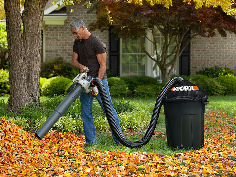 How To Change The Leaf Blower