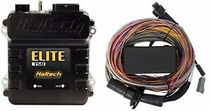 Details about Haltech Elite 750 series with 2.5m (8 ft) Premium Universal on