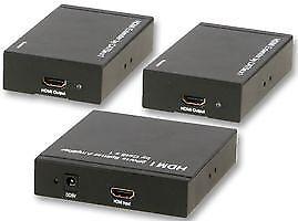 HDMI sobre CAT5 1 2 Divisor + + + RXS-Av sobre Cat 5-Audio Visual-AV21356 3f7ae7