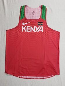 Olimpiadas para hombres atletismo Atletismo Singlet Kenya Nike Elite X1 y Pro a0fOqO