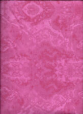 New Dark Pink Blender 100% Cotton Flannel Fabric by the 1/2 Yard