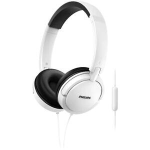 Kopfhoerer-Mikrofon-Philips-SHL5005WT