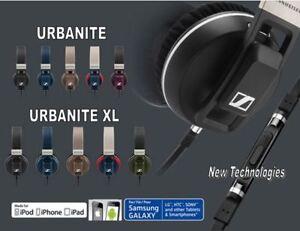 8e53a2862e0 Image is loading SENNHEISER-URBANITE-amp-XL-Headphones-Choose-Apple-Android-