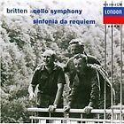 Benjamin Britten - Britten: Cello Symphony; Sinfonia da Requiem (1989)