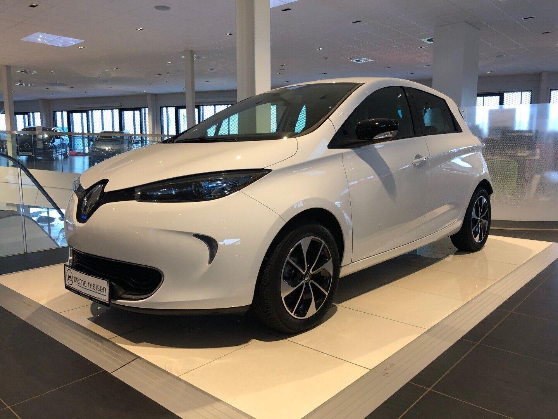 Renault Zoe Billede 5