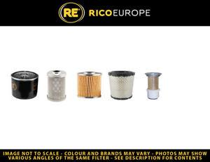 CX36B Filter Service Kit Case CX31B Oil Air Fuel Filters