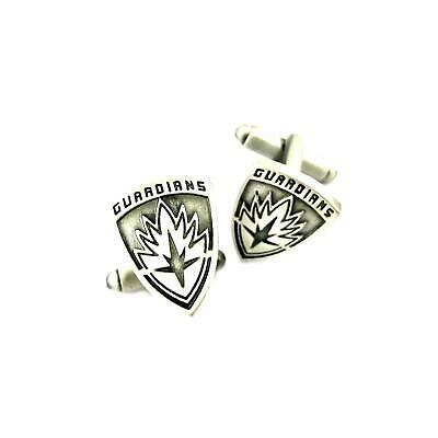 Athena Brands Guardians Groot Fashion Novelty Cuff Links Movie Comic Series with Gift Box