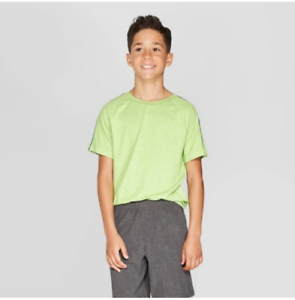 C160 C9 Champion XL Boys/' Super Soft Tech T-Shirt Various Colors