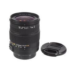 Sigma DC 18-50 mm F/2.8-4.5 OS HSM Objektiv für Sigma SD-Kameras