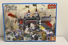 Cogo Castle 3206 Lego Compatible Expert To Enlighten Children 355 Pieces