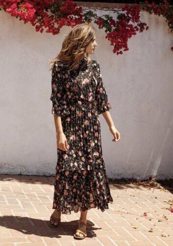 Christy Dawn Bijou Dress In Night Chintz sz XS