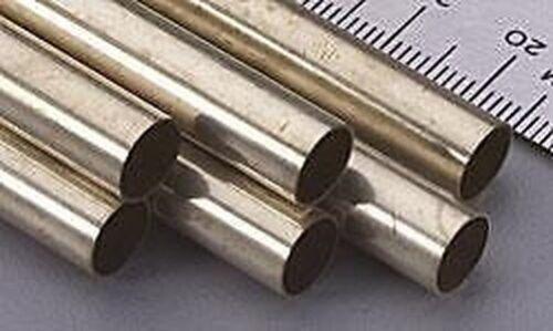 "K/&S 12/"" long 1//4/"" OD Brass tube"