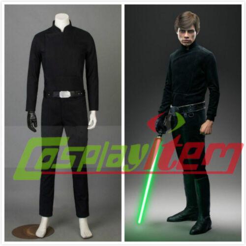 Star Wars Return Of The Jedi Luke Skywalker Cosplay Costume custom made