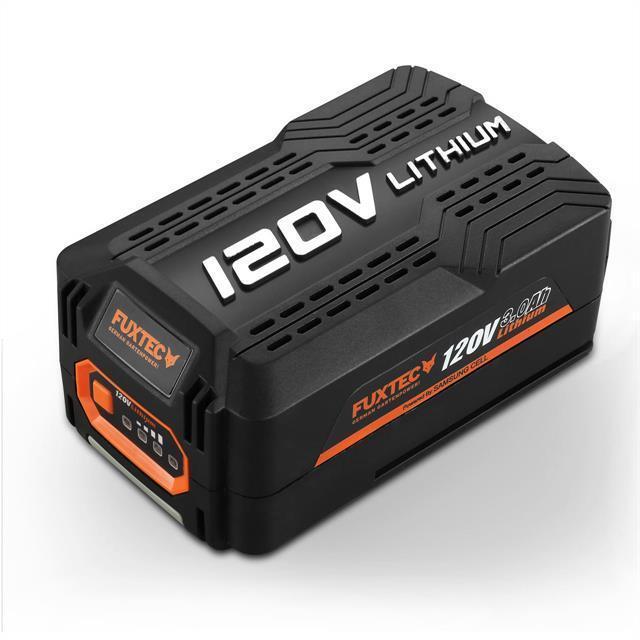 FUXTEC 120V 3Ah Akku Batterie EA30 Samsung Liforce Batteriezellen