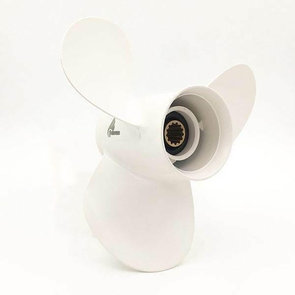 Propeller Aluminium 11-5 8 x 11 für Yamaha 30-60 PS vergleichbar 69W-45947-00-00