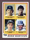 1978 Topps Paul Molitor #707 Baseball Card