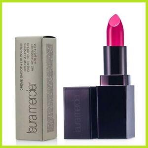 NEW-Laura-Mercier-Creme-Smooth-Lip-Colour-Plum-Orchid-4g-0-14oz-Makeup