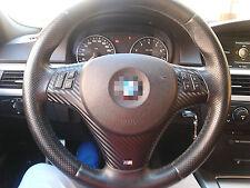 BMW Lenkradspange Lenkradblende E81 E87 E88 E90 E91 E92 E93 Carbon