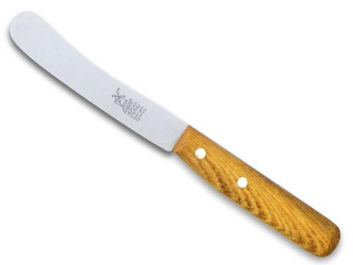 POM Robert Herder Windmühlenmesser Buckels Frühstücksmesser 11,8 cm Holzgriff