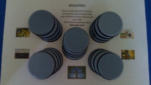 Perfect Image Is Loading Set 20 X 50mm Teflon Sofa Glides Sliders