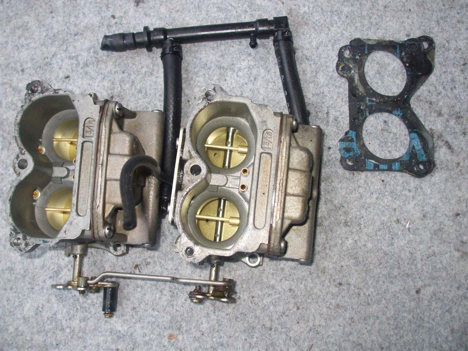 Evinrude 90. , Johnson 90. Evinrude Vergaser Battery. b3cc11