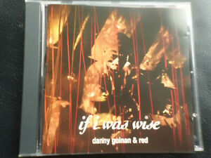 Danny-Guinan-amp-Red-If-I-was-Wise-CD-2002-POP-ROCK-FOLK