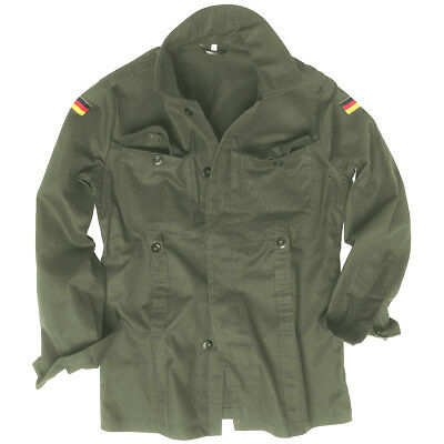 mil-tec bw moleskin giacca nero